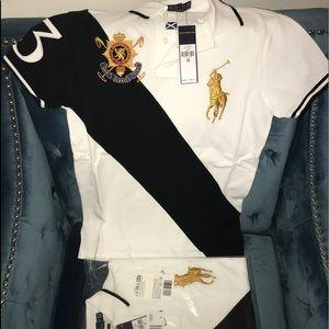 Polo by Ralph Lauren Shirts - Brand new RALPH LAUREN Polo shirt. (Custom fit)